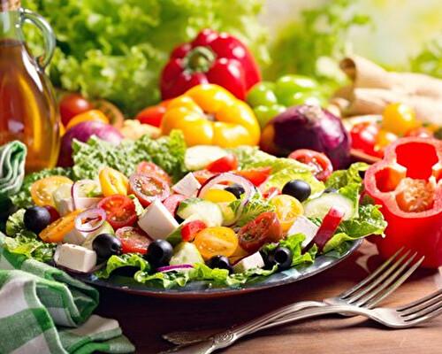 Почему на вегетарианской диете можно поправиться?