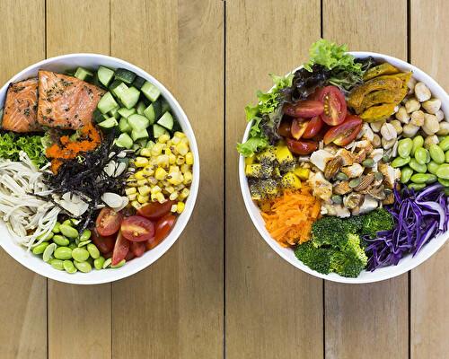 Отличие постного питания от вегетарианского?