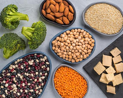 20 источников растительного белка для строгих вегетарианцев