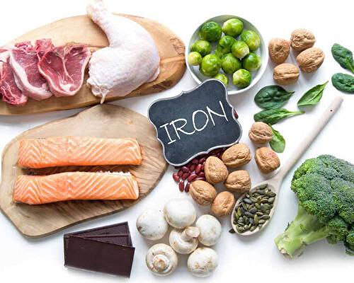 Как избежать дефицита железа в организме
