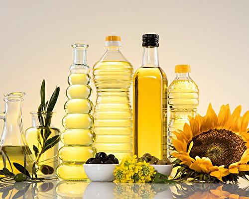 Виды растительных масел и их полезные свойства