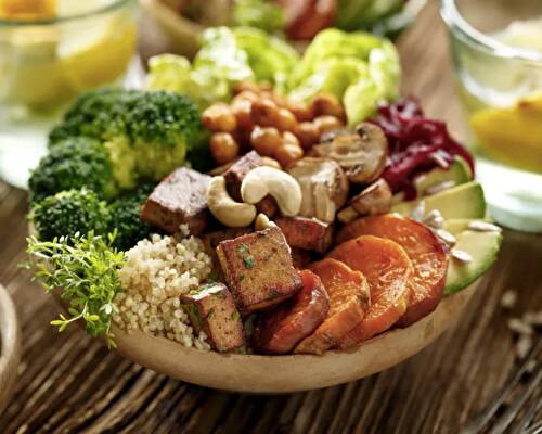 Универсальные способы сделать вкусными вегетарианские блюда