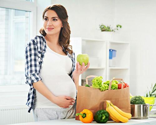 Сбалансированное питание для беременных