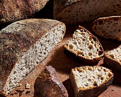 5 причин есть только цельнозерновой хлеб