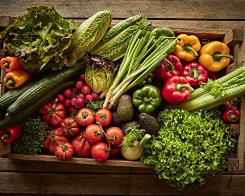 40 видов овощей – разнообразим вегетарианский рацион!