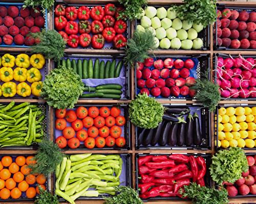 Как развить привычку есть больше овощей и фруктов?