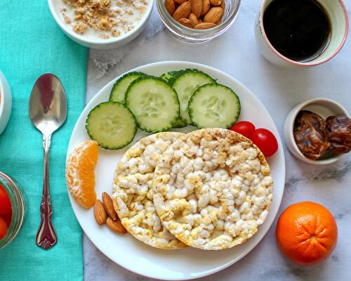 Подборка 10 здоровых и быстрых вегетарианских завтраков