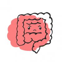 Грустный кишечник