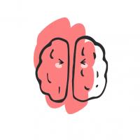 Грустный мозг