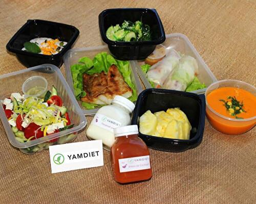 Питание для похудения с доставкой на дом