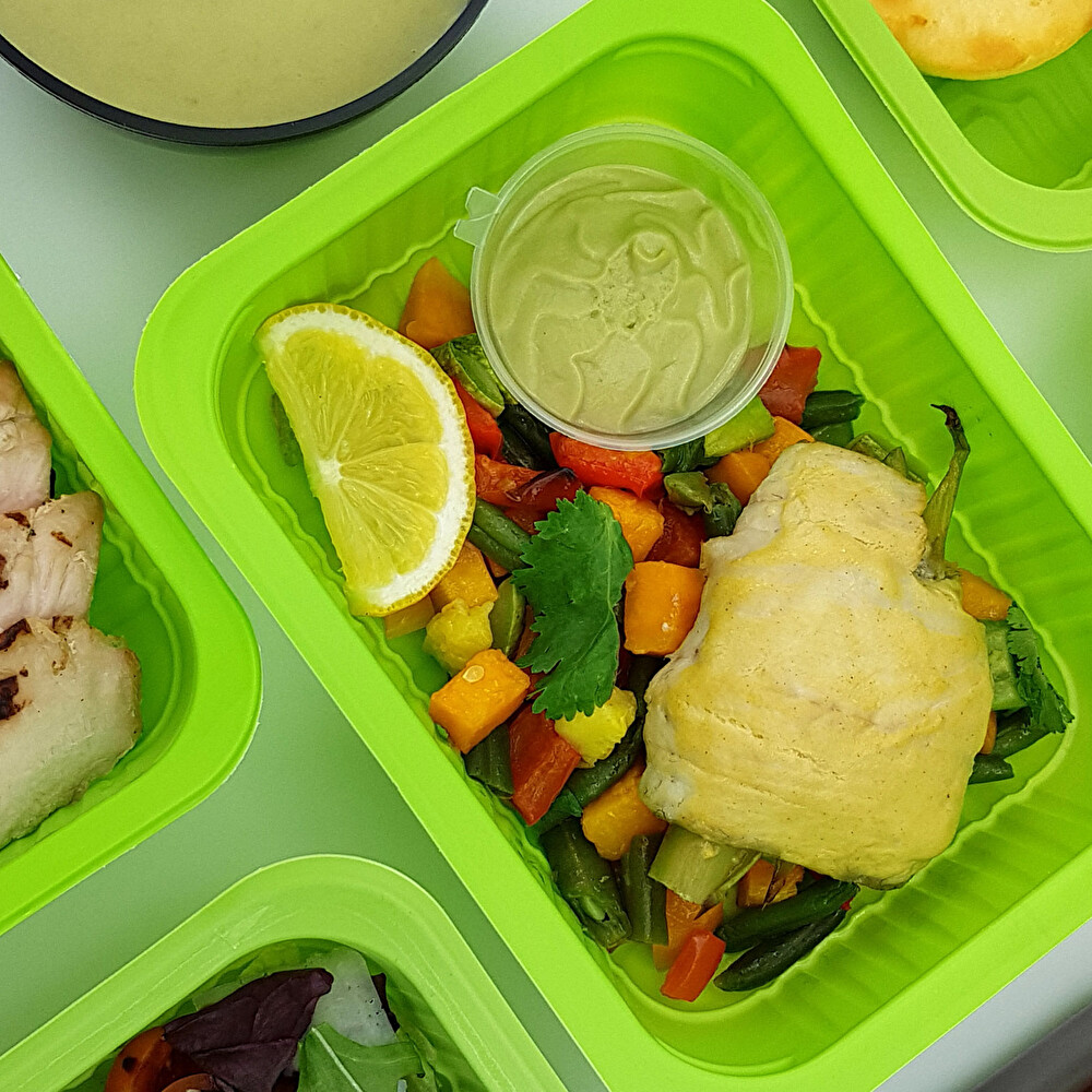 Кому подходит здоровое питание на день с доставкой?